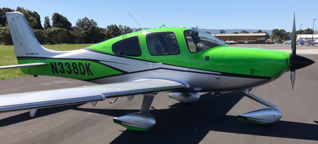 Buying a Cirrus SR22